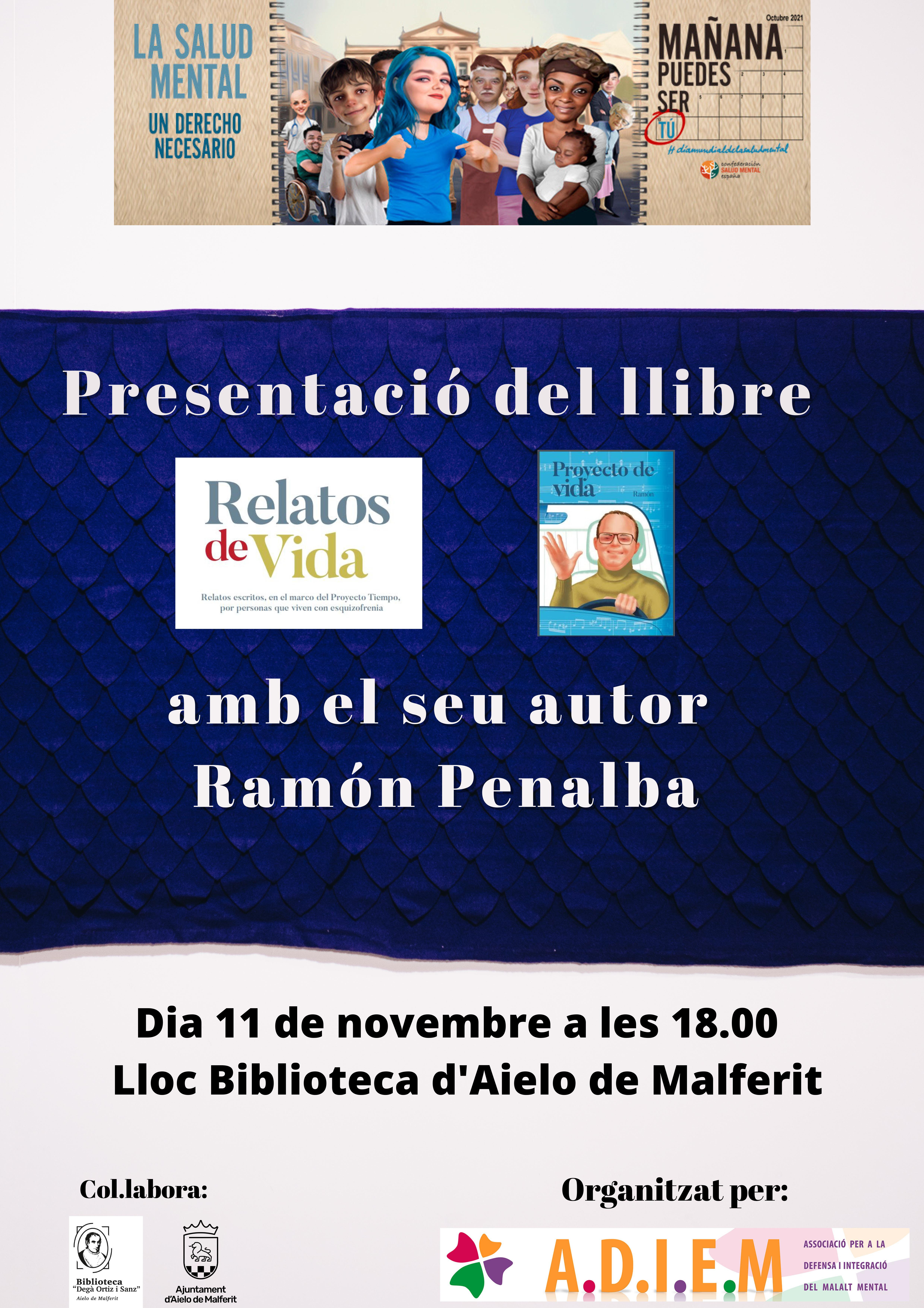 RELATOS DE LA VIDA - Ramón Penalba