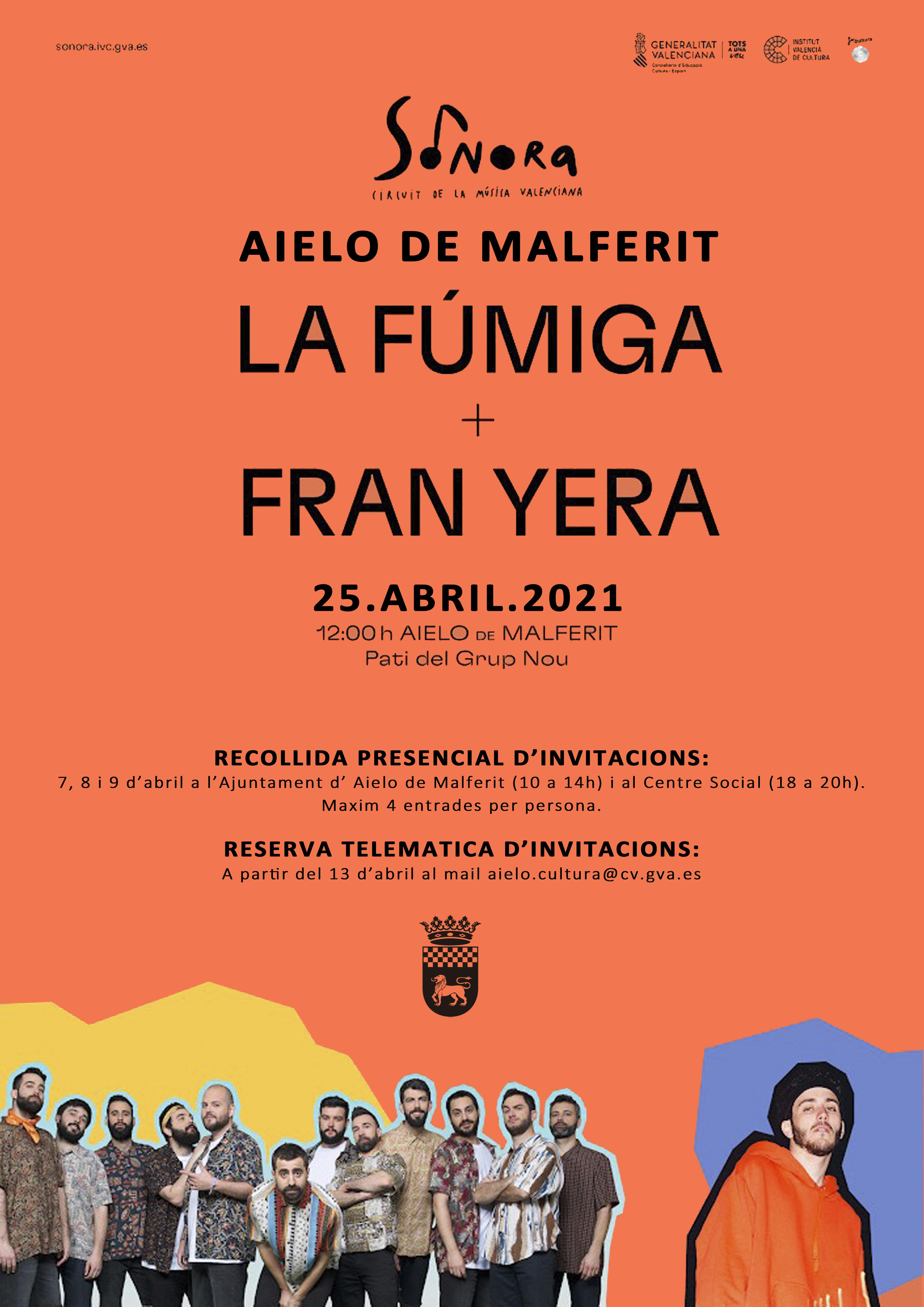 LA FÚMIGA + FRAN YERA