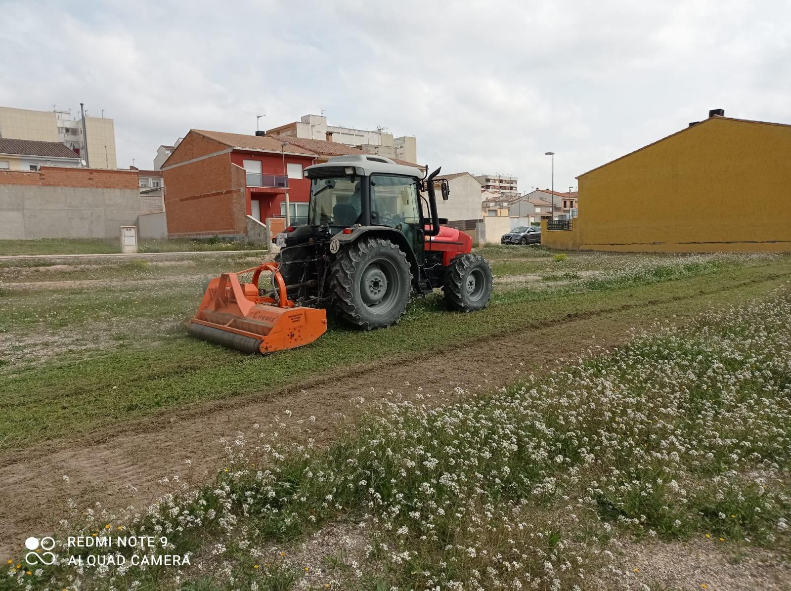 L'Ajuntament d'Aielo de Malferit millora l'equipament de la Brigada Municipal