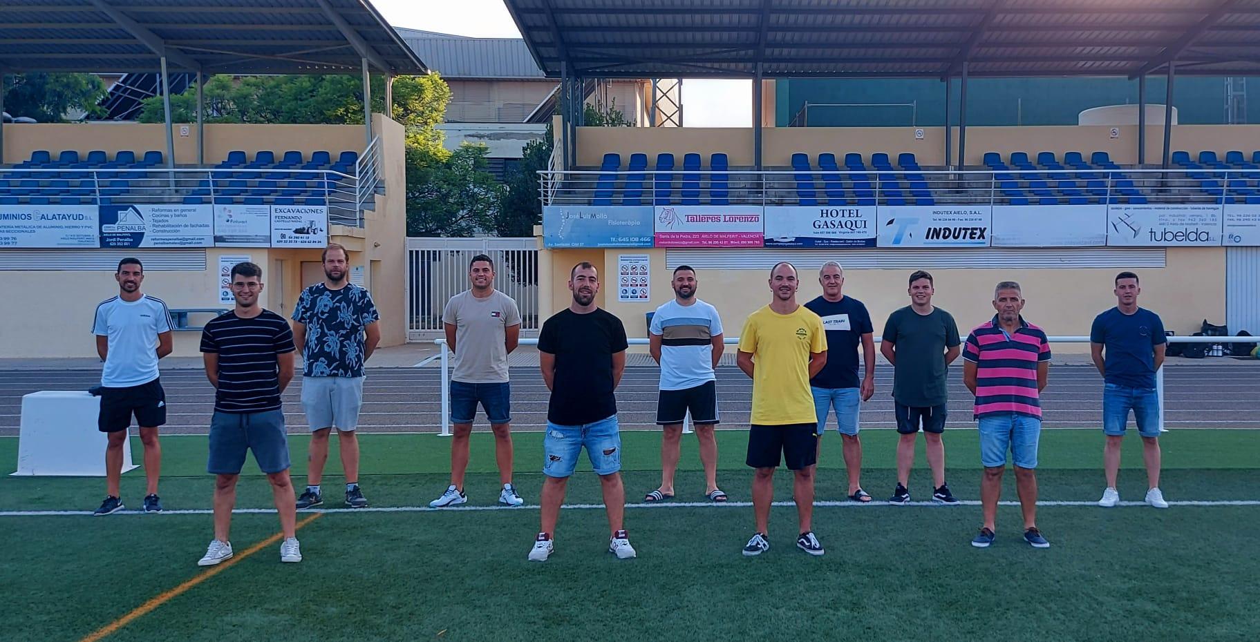 L'Escola Municipal de Futbol es prepara per a la temporada 2021-2022