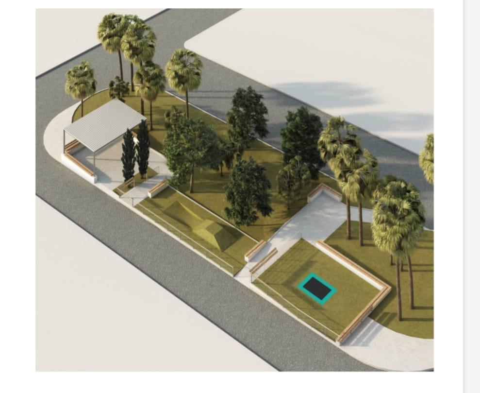 Aielo de Malferit inicia les obres de millora de la Plaça Joan Fuster