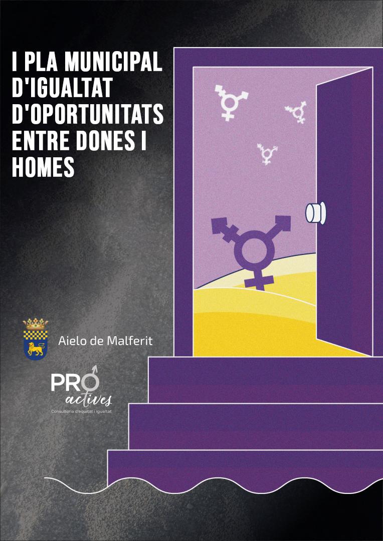 Aielo de Malferit redacta el primer Pla d'Igualtat entre dones i homes del municipi