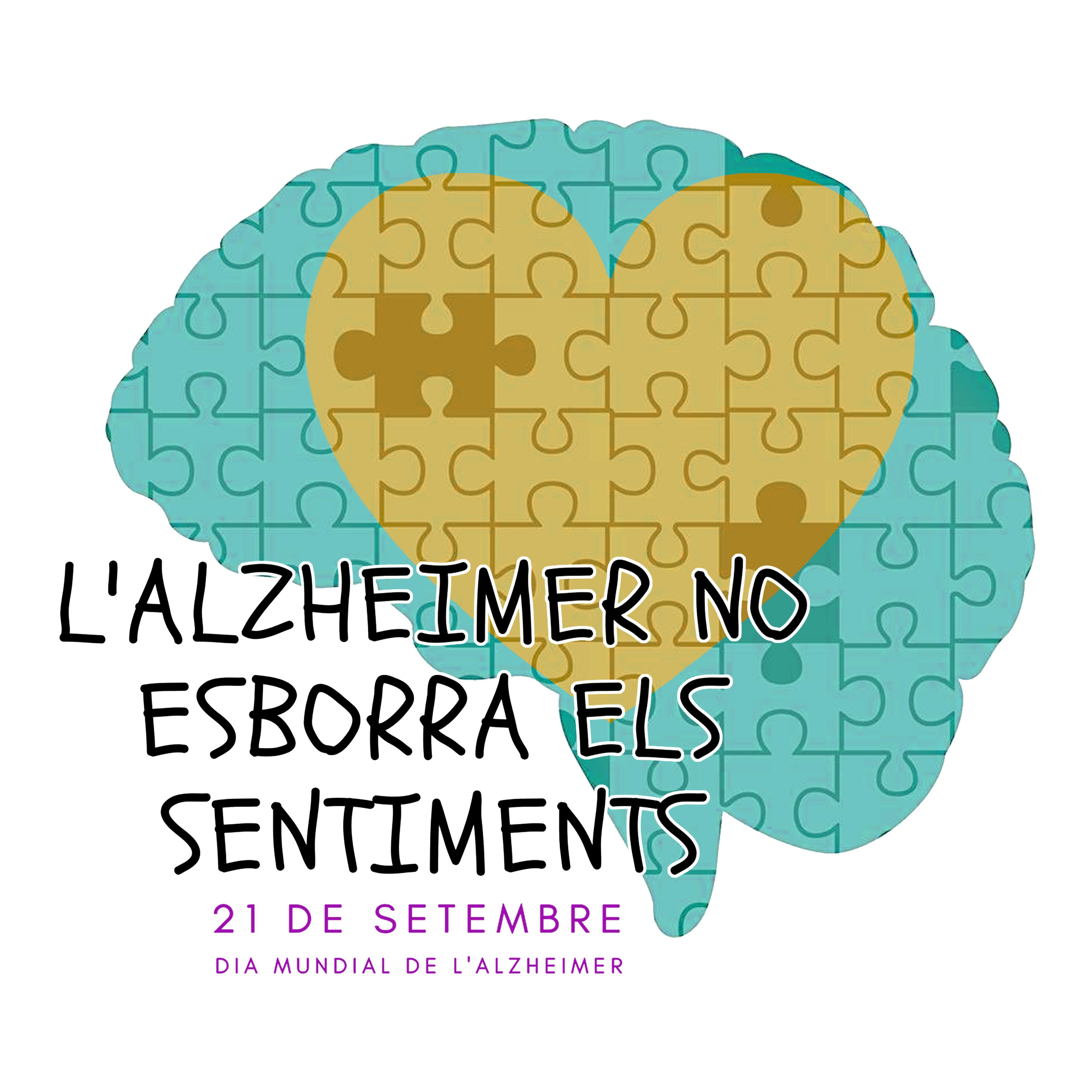 L'Ajuntament commemora el Dia Mundial de l'Alzheimer